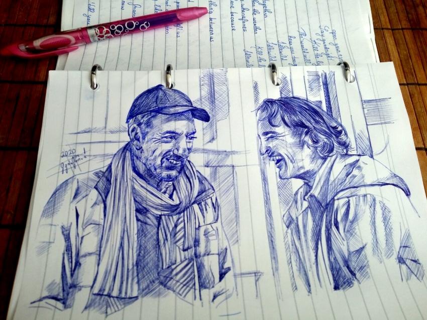 Joaquin Phoenix par lilie1111